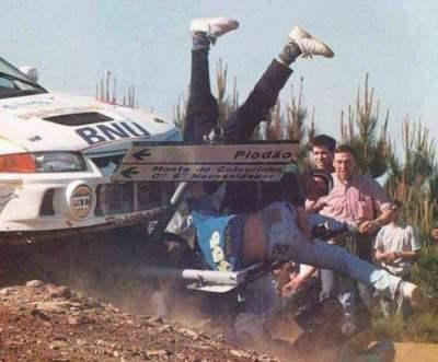 Foto Foto Kecelakaan Paling Sadis Dalam Dunia Olahraga